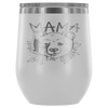 Mama Bear 12oz Wine Tumbler