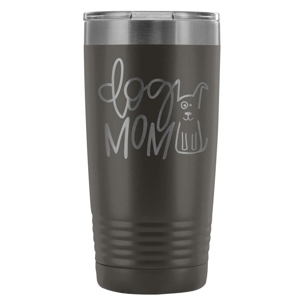 Dog Mom 20oz Tumbler