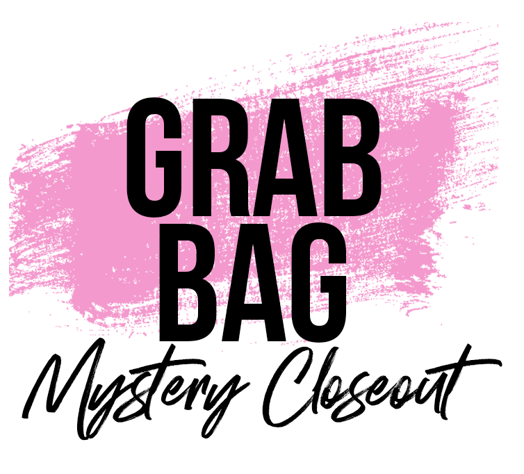 Grab Bag - Mystery Closeout (Final Sale)
