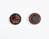 Strong Enough To Love A Hero © Challenge Coin (Thin Red Line)