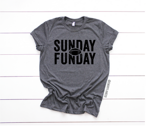 Sunday Funday Unisex Top