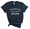 Stay At Home Dog Mom Unisex Top