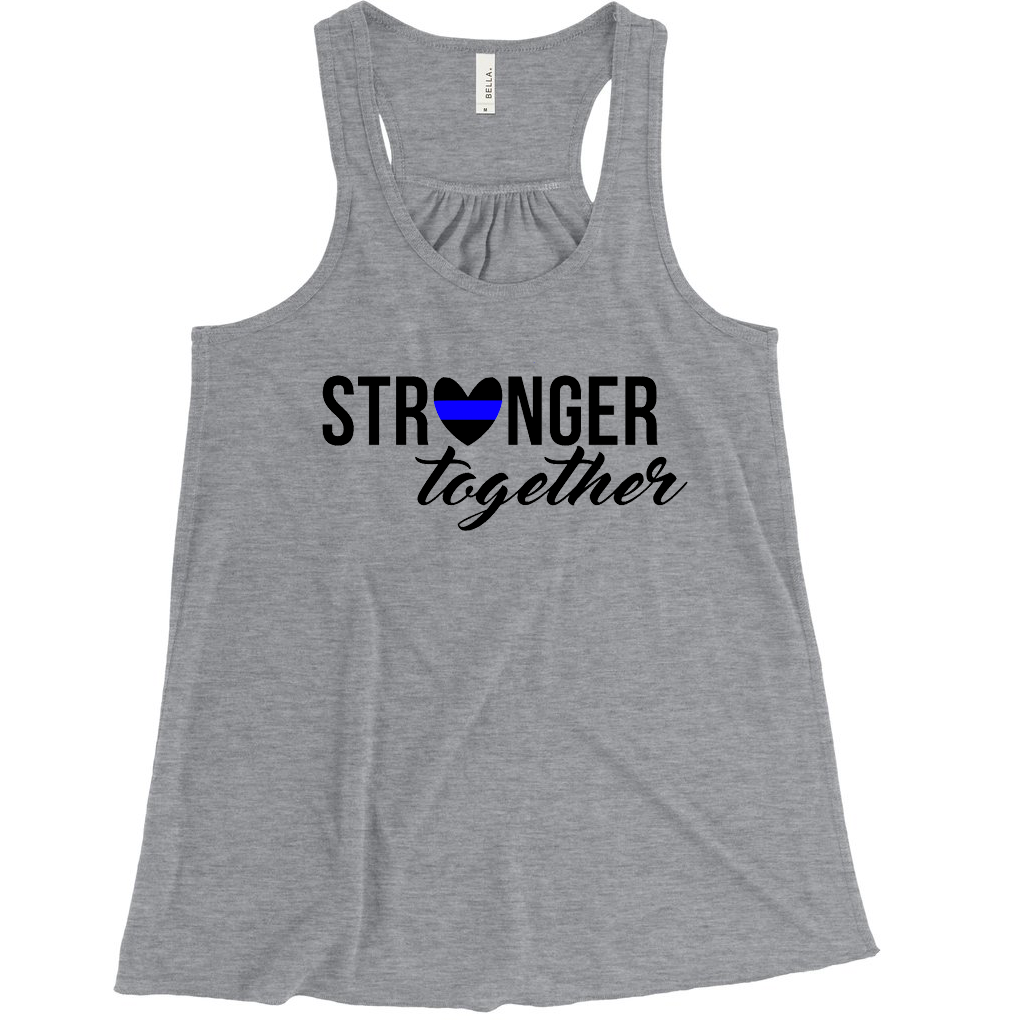 [CLOSEOUT] Stronger Together  / Tank - FINAL SALE