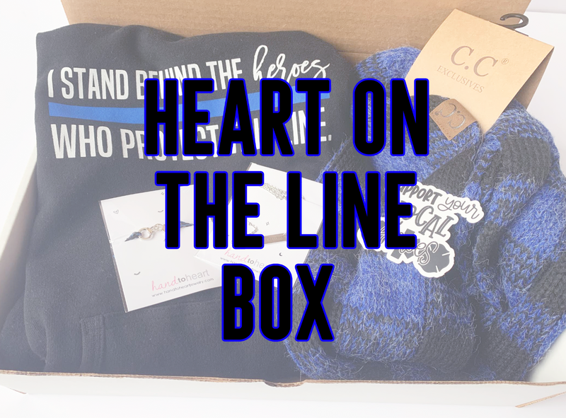 Heart On The Line H2H Collab Box - Final Sale