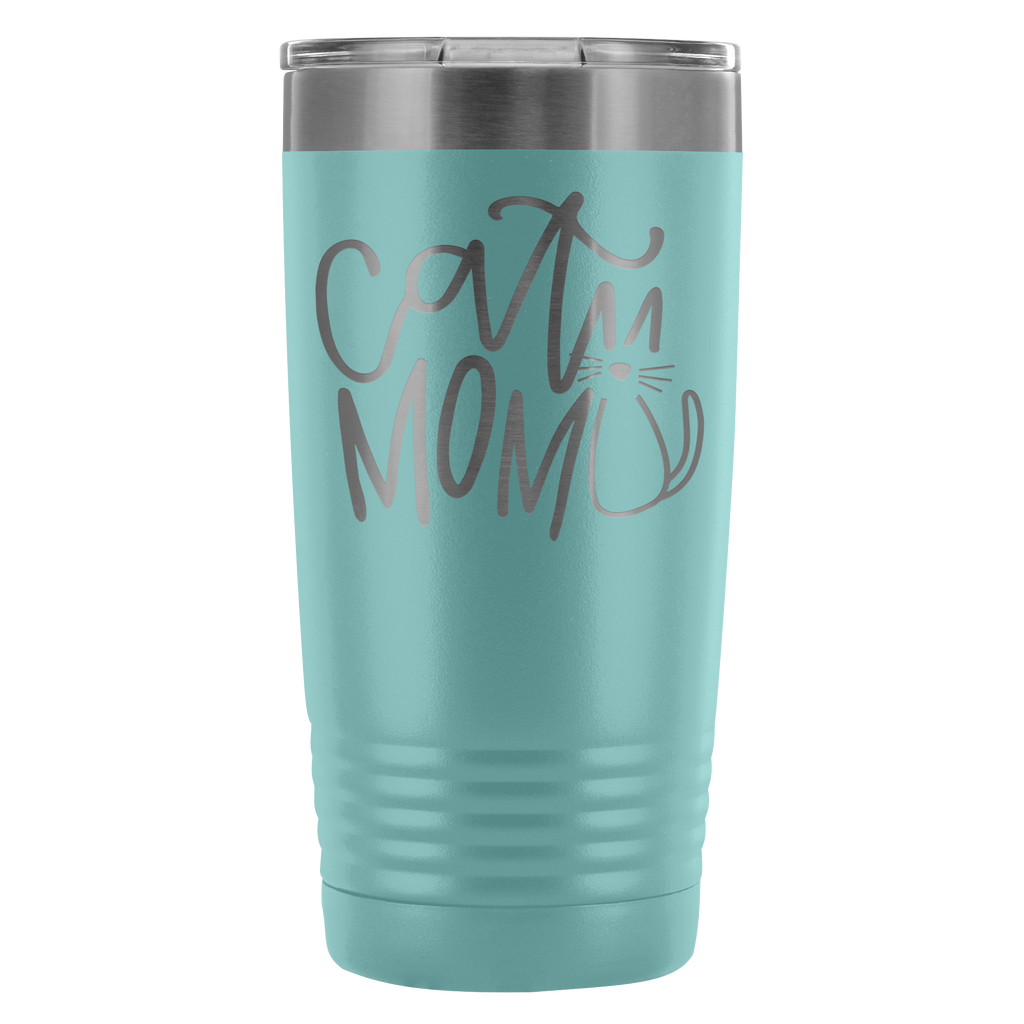Cat Mom 20oz Tumbler