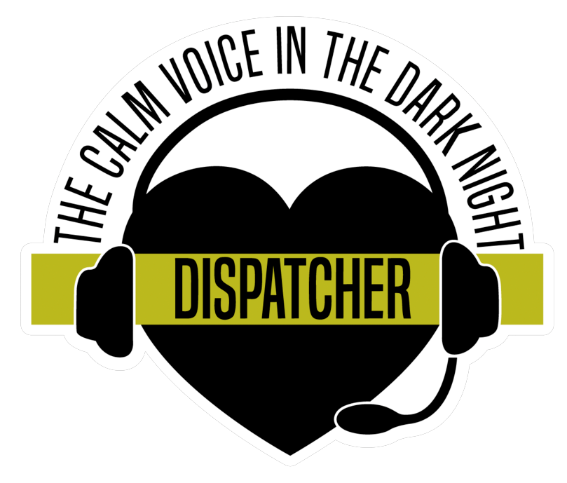 The Calm Voice In The Dark Night Printed Decal