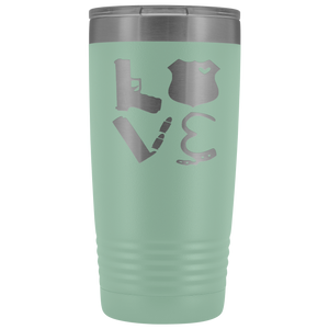 Love Police Gear 20oz Tumbler