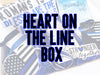 Heart On The Line PPW Collab Box - Final Sale