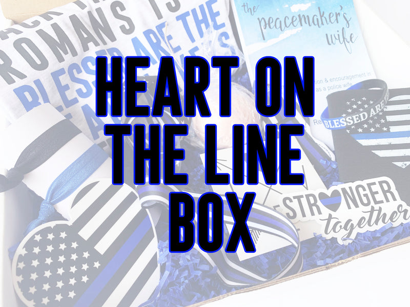 Heart On The Line © Collab Box // Volume 1 (Final Sale)