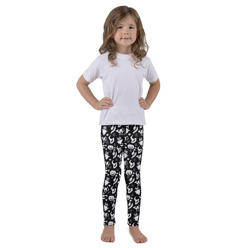LEO Inspired Halloween Kid's leggings