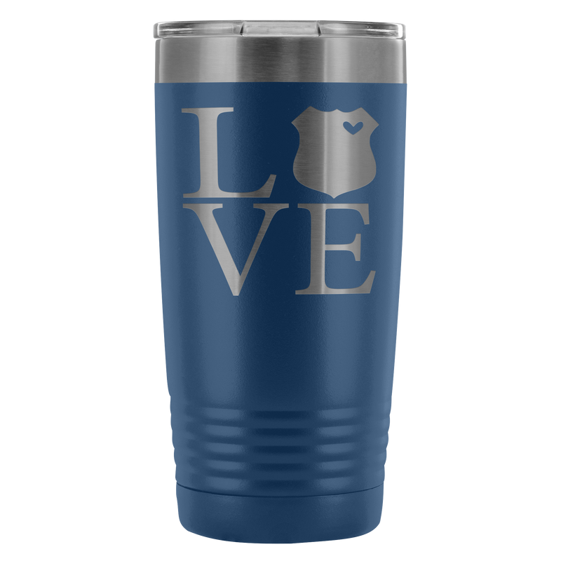 LEO Love Square 20oz Tumbler
