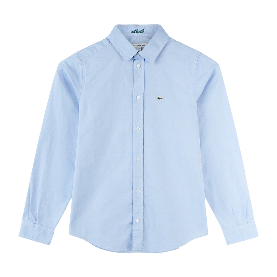 Lacoste Oxford basis skjorte