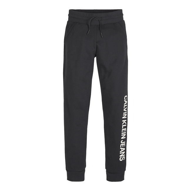 Calvin Klein Logo Cotton sweatpants