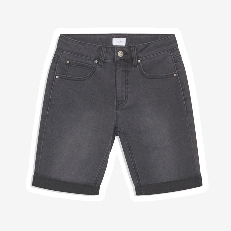 Grunt Stay denim shorts