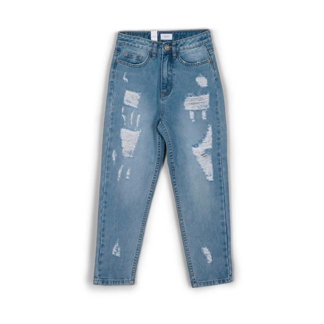 Grunt Mom Damage jeans m. slid