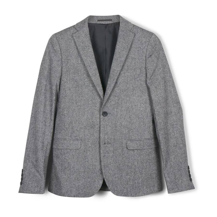 Grunt Salt & Pepper blazer