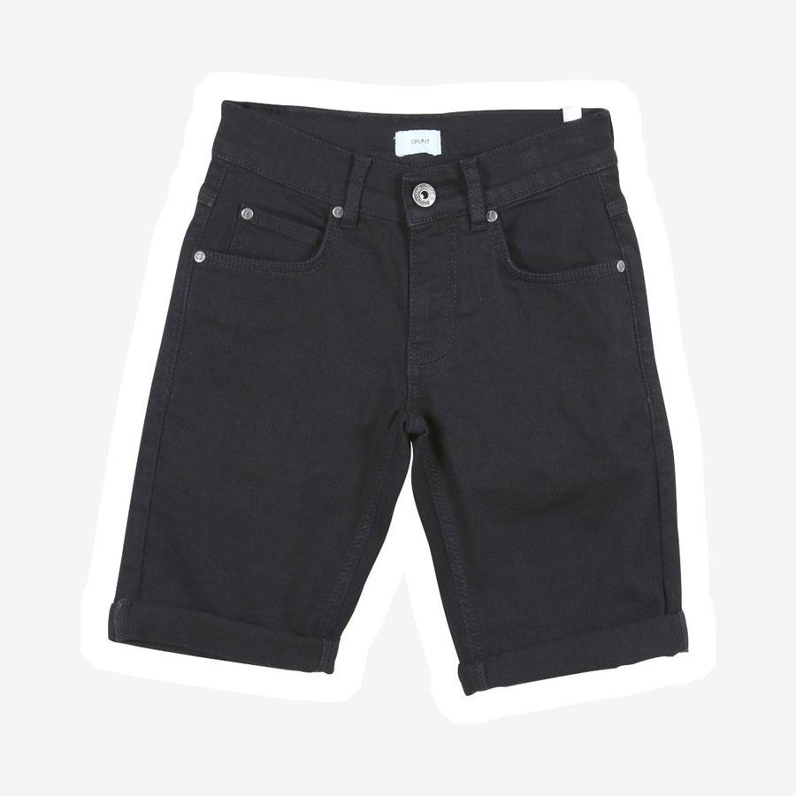 Grunt Space denim shorts sort