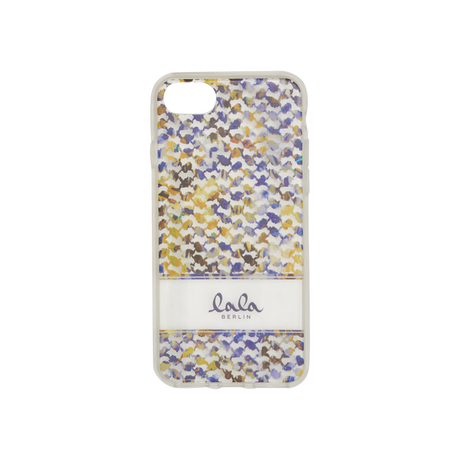 Lala Belin Serena iphone cover lilla/gul