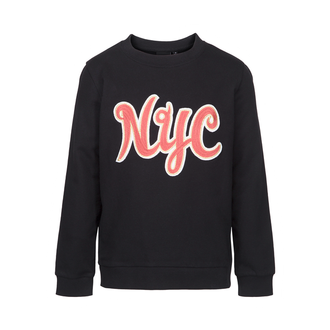 Sofie Schnoor NYC sweatshirt sort