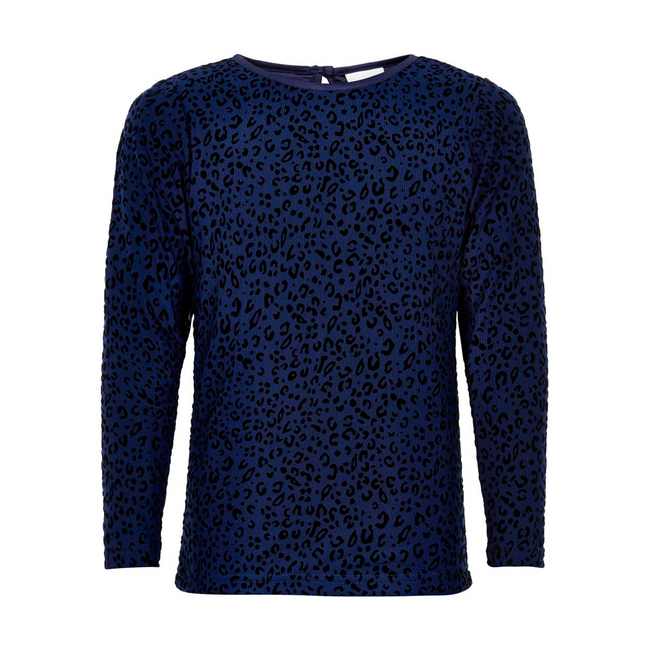 The New Juliet leopard bluse