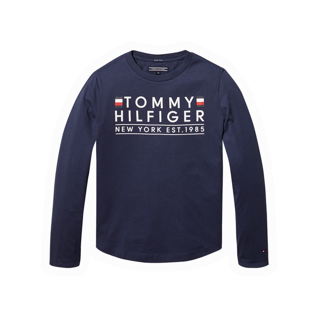 Tommy Hilfiger Essential LS t-shirt