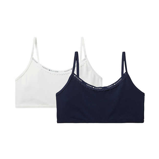 Tommy Hilfiger Modern classic bralette 2pk toppe