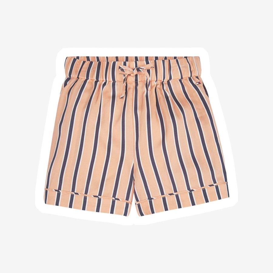 Tommy Hilfiger Resort stribet shorts