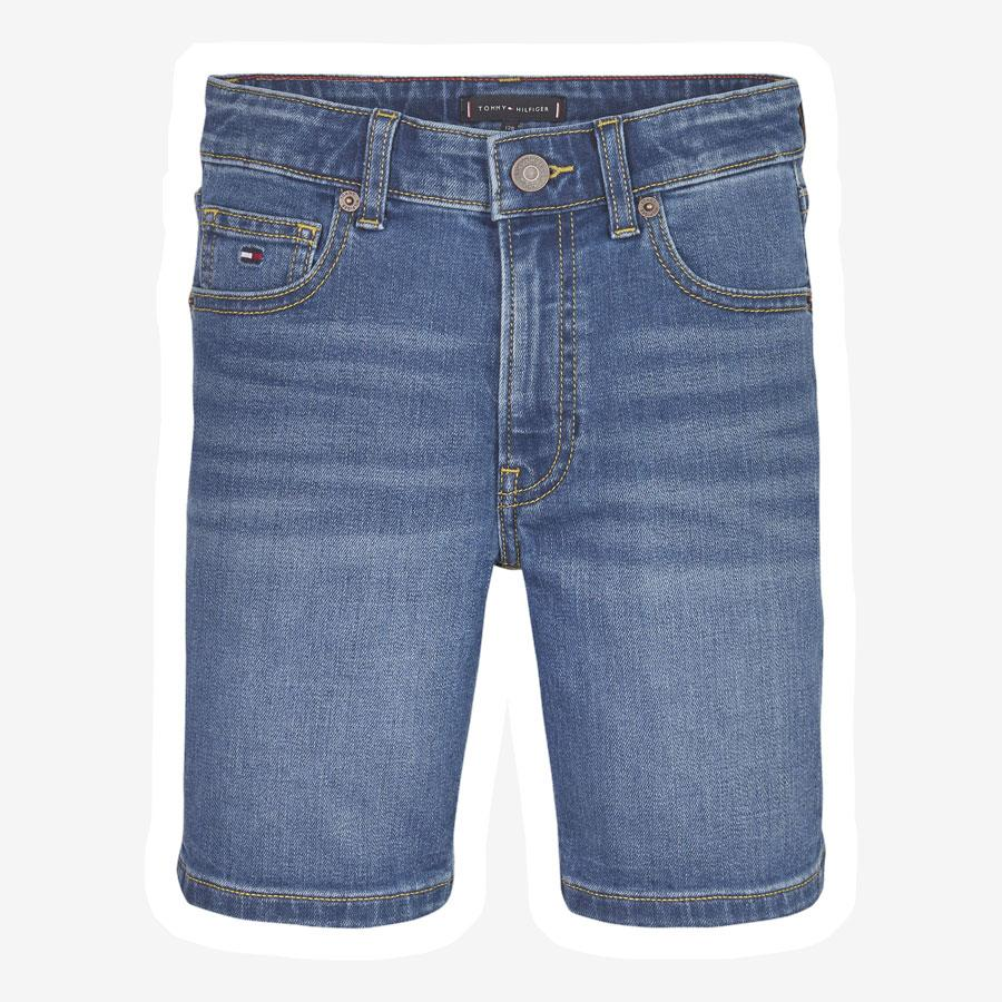 Tommy Hilfiger Rey tapered denim shorts