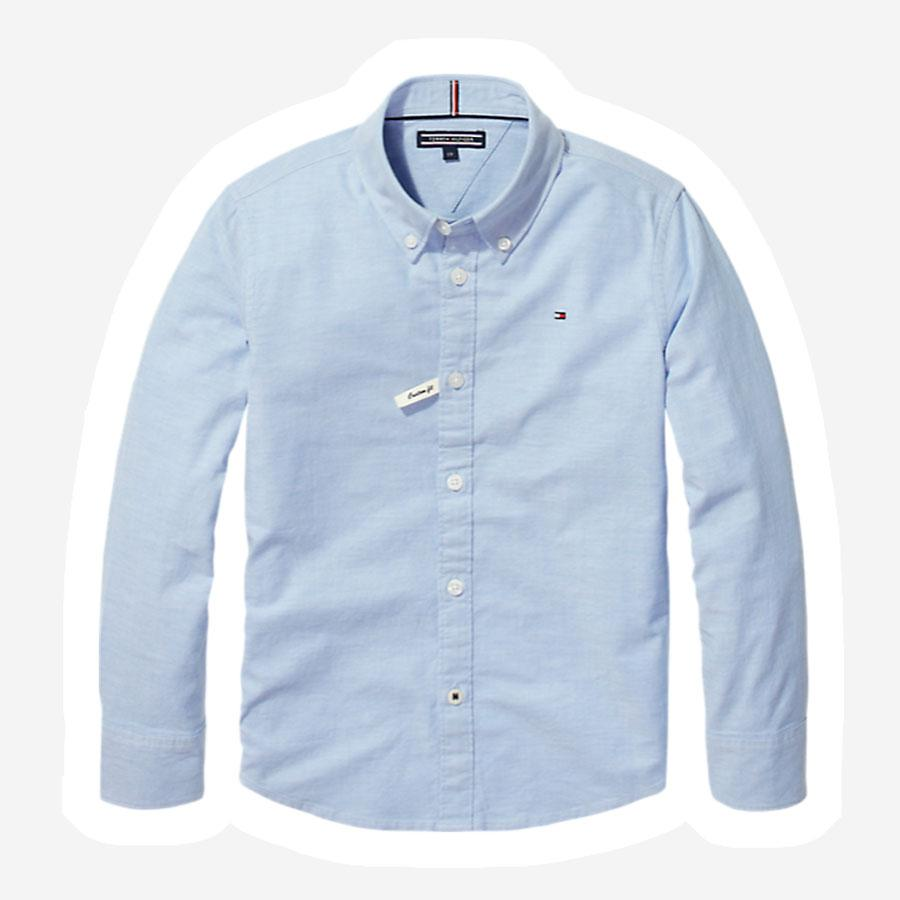 Tommy Hilfiger Stretch Oxford skjorte