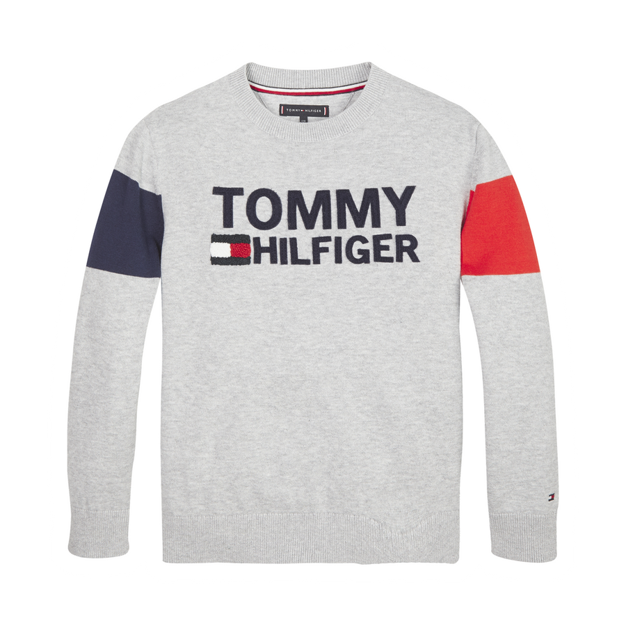 Tommy Hilfiger Colorblock strik