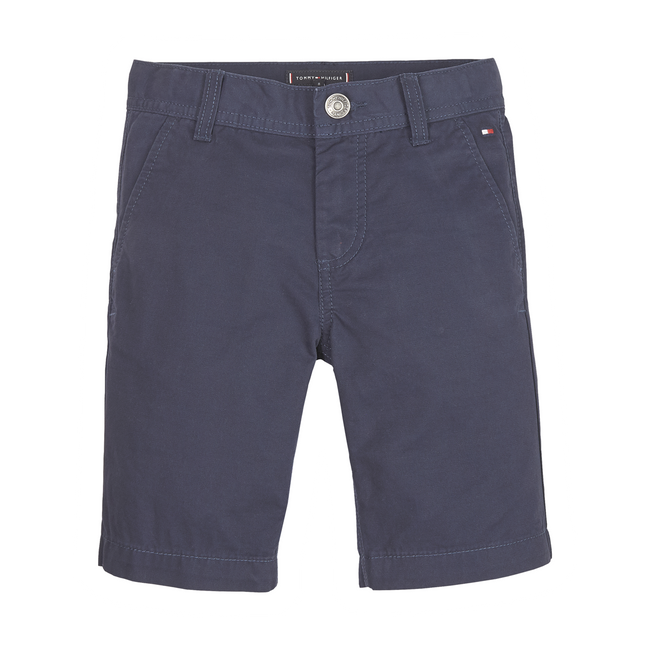 Tommy Hilfiger Essential Chino shorts mørkeblå