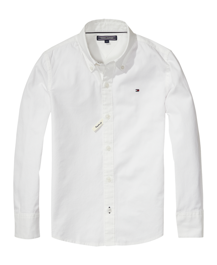 Tommy Hilfiger Oxford basic skjorte