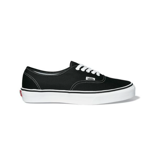 Vans sko authentic sort