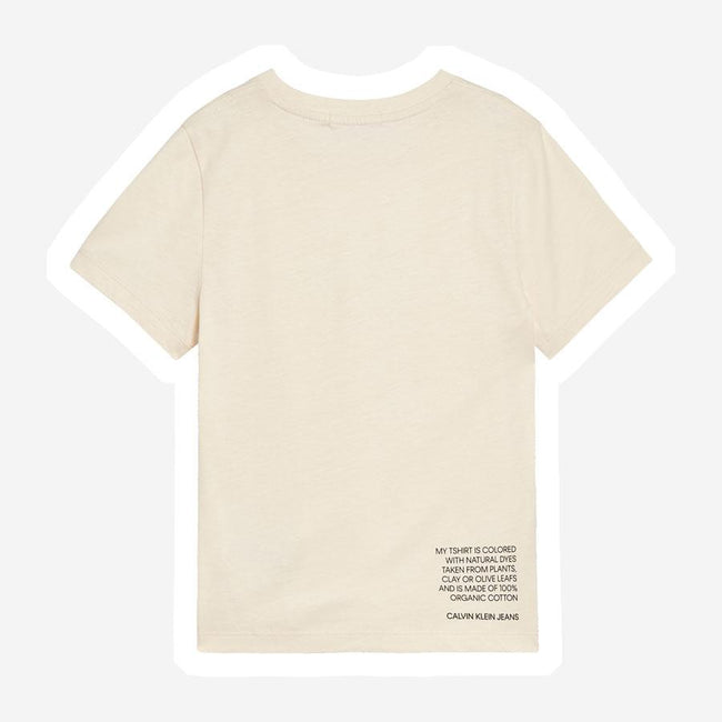 Calvin Klein Natural Dye Monogram t-shirt