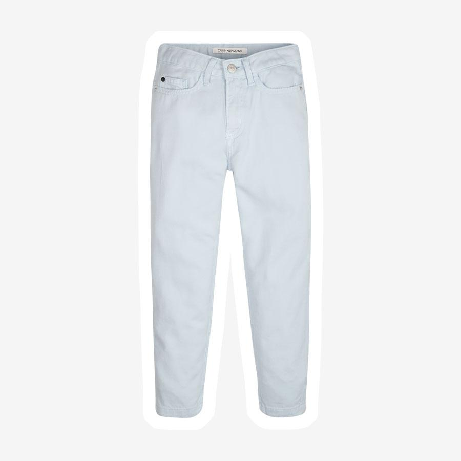 Calvin Klein Relaxed Color ankel jeans