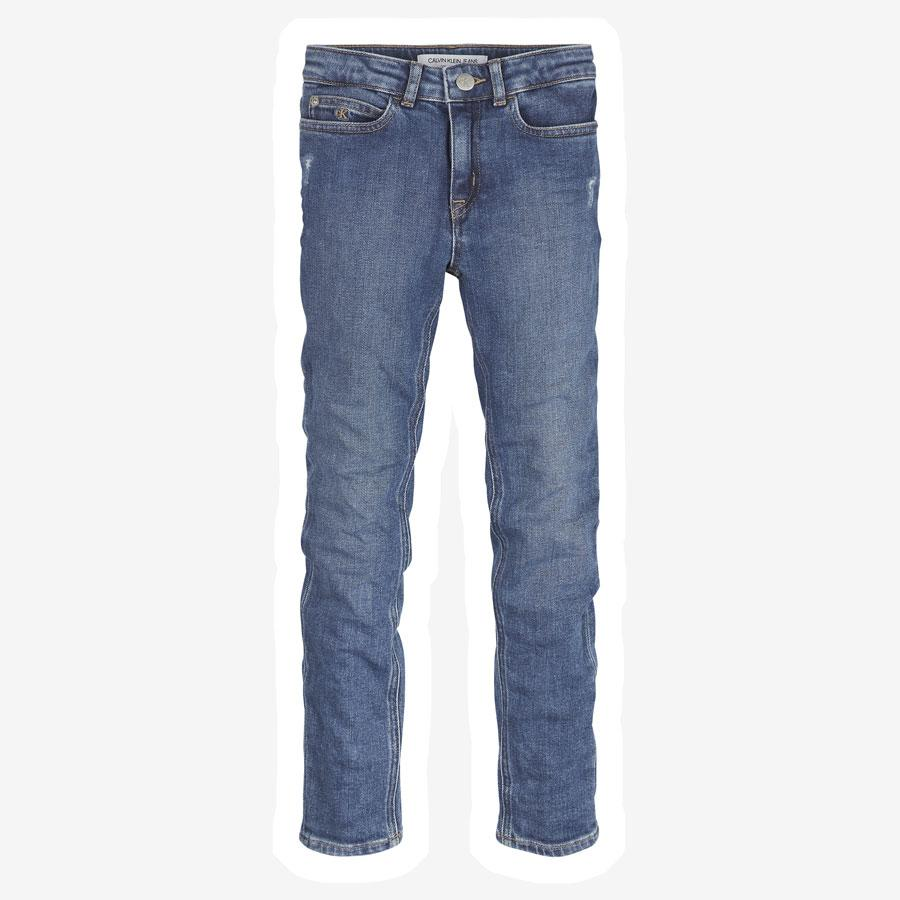 Calvin Klein Skinny Authentic jeans blå