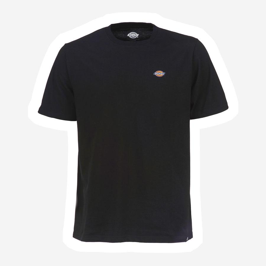 Dickies Stockdale t-shirt m. lille logo sort