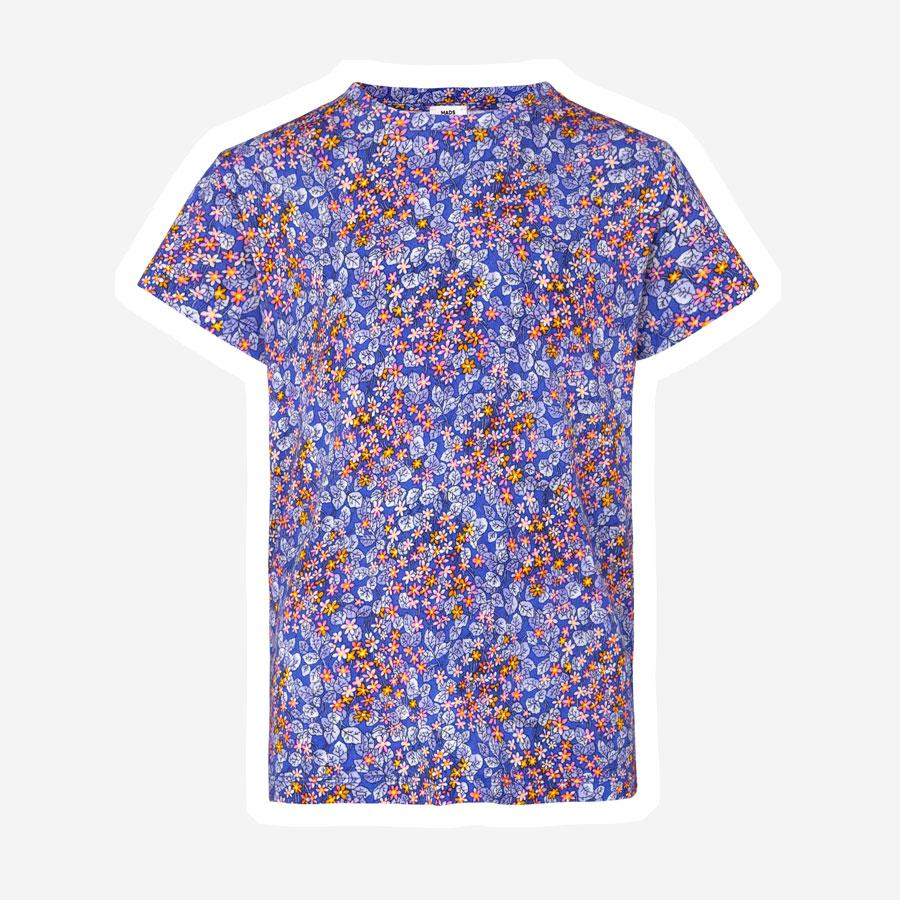 Mads Nørgaard 1x1 Happy Flower Tuvina t-shirt