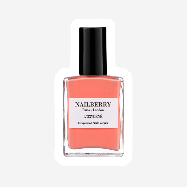 Nailberry neglelak peony orange