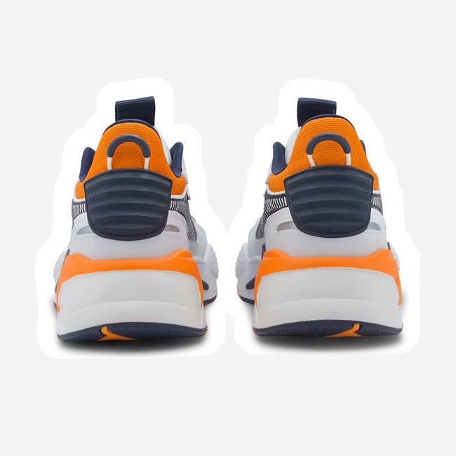 Puma RS-X Hard Drive sneakers mørkeblå/orange