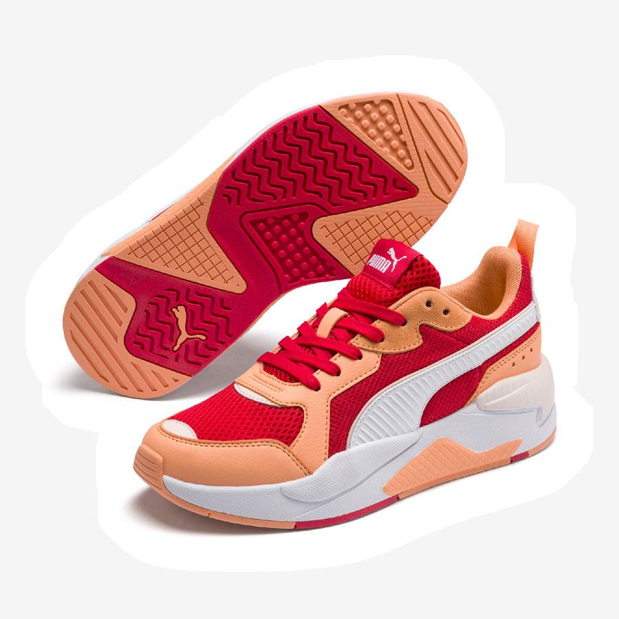 Puma X-Ray sneakers rød hvid orange