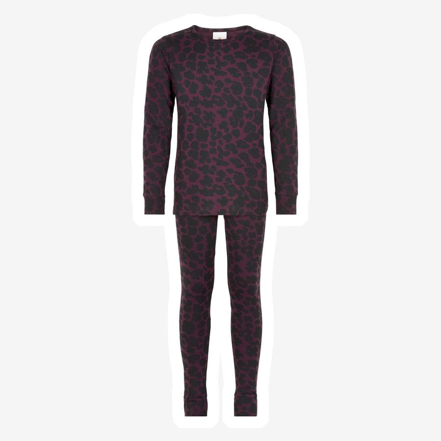 The New Offred nattøjssæt m. leopardprint