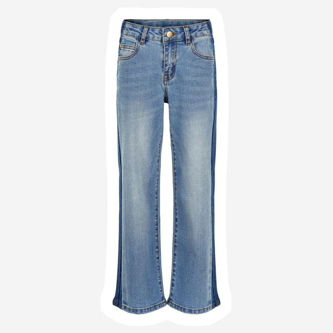 The New Roninka Wide jeans blå