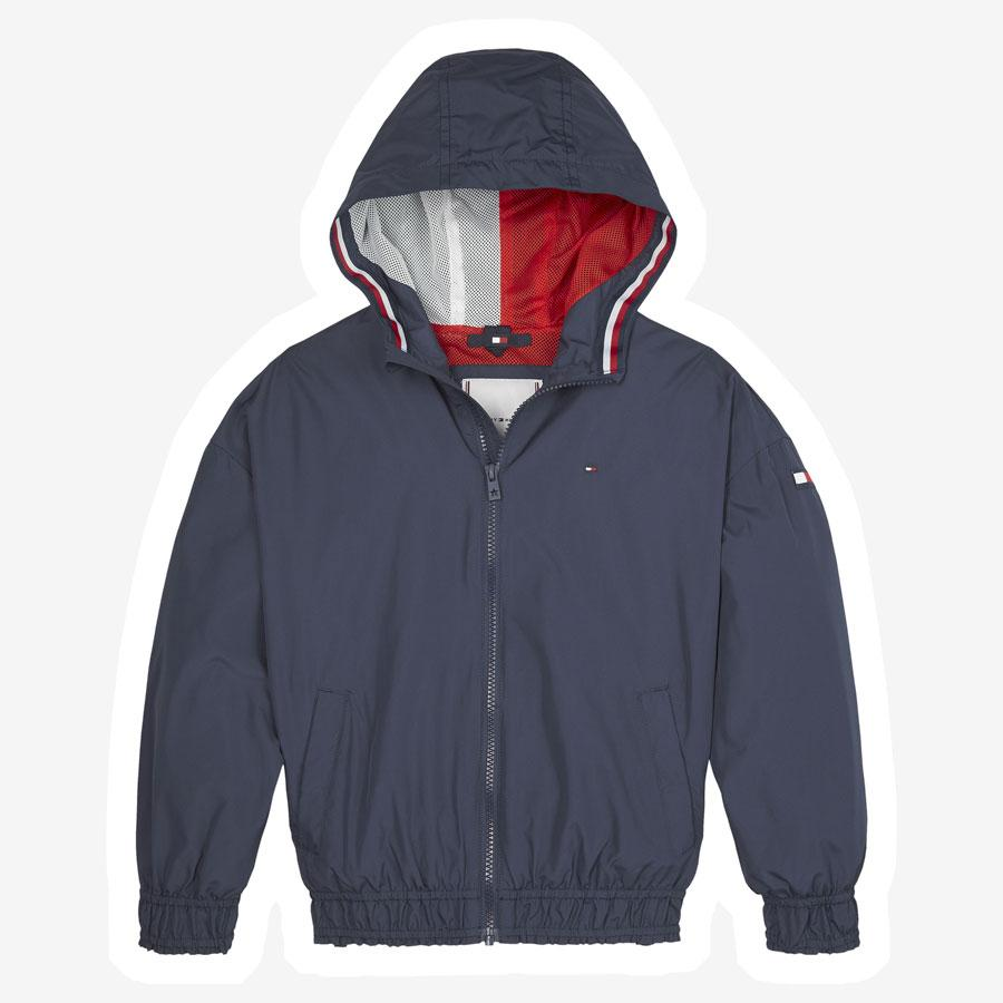 Tommy Hilfiger Light Weigth jakke mørkeblå