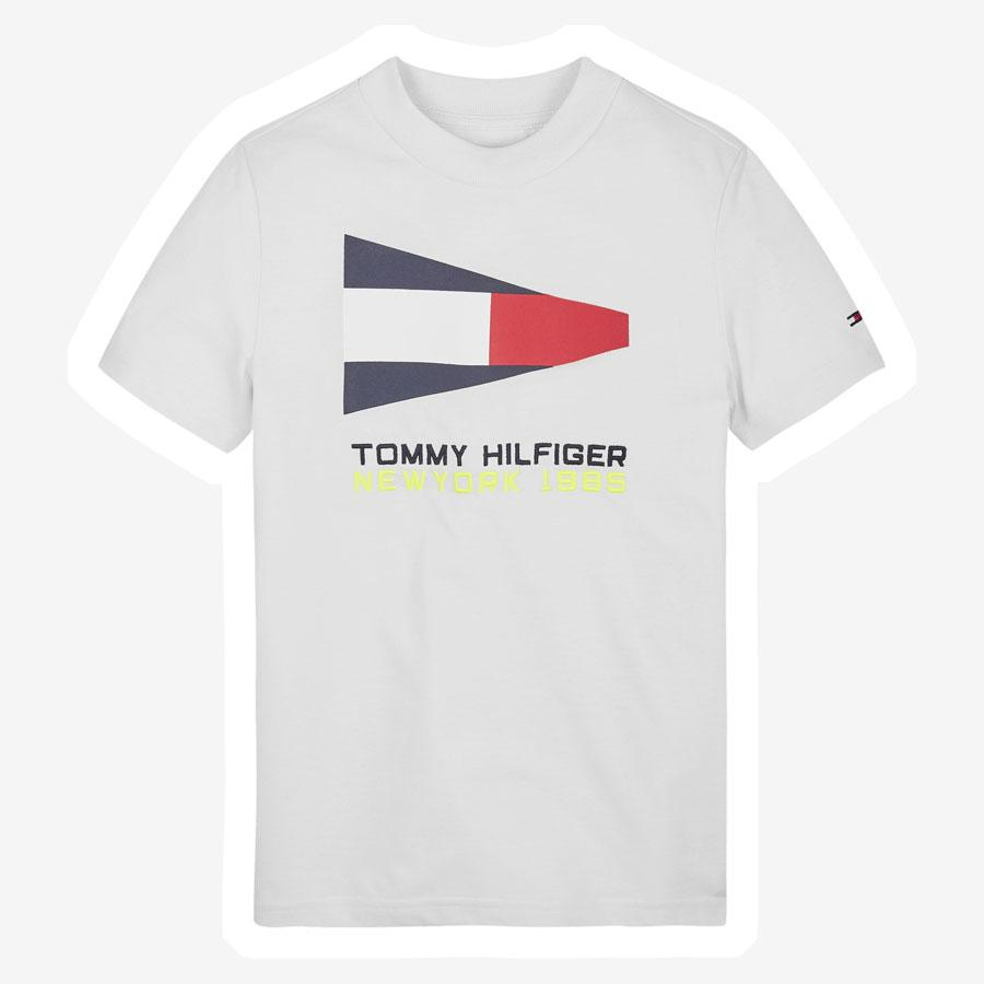 Tommy Hilfiger Flag Sailing t-shirt