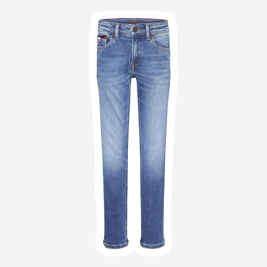 Tommy Hilfiger Spencer slim tapered jeans blå