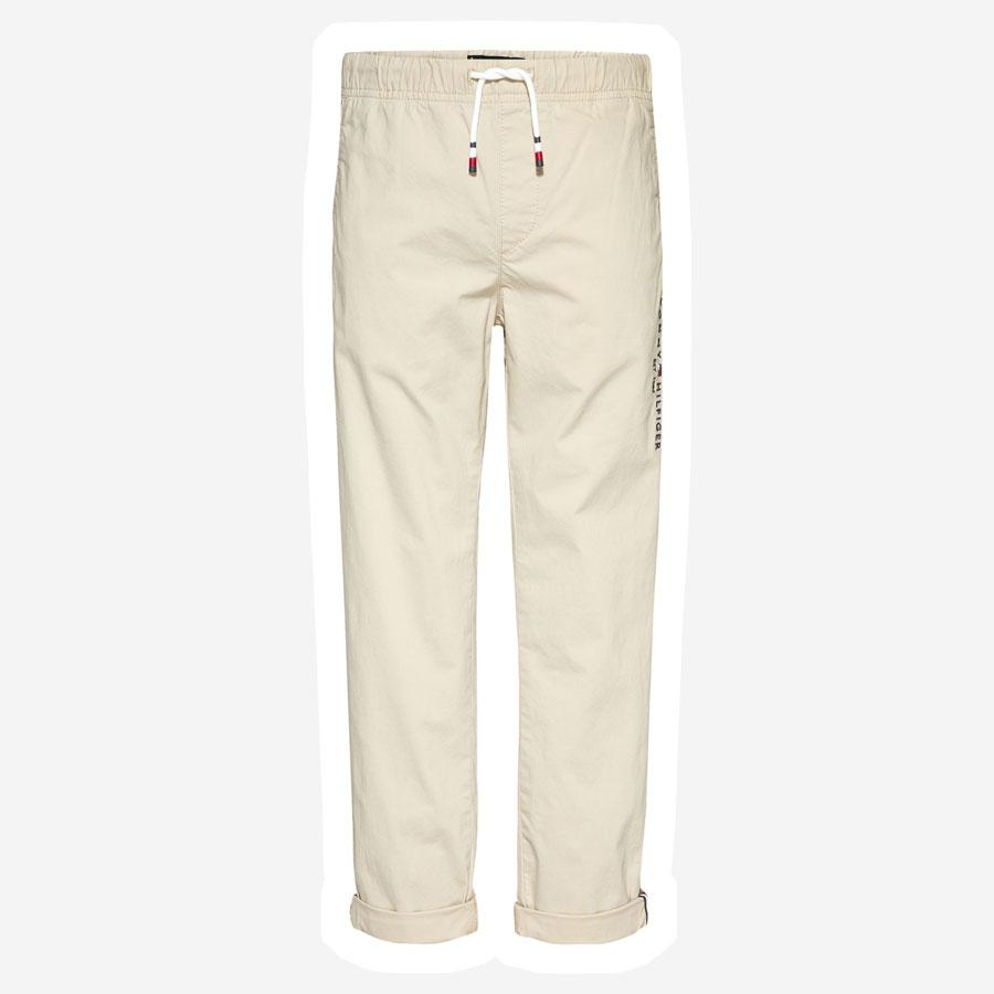 Tommy Hilfiger Stretch Pull on bukser sand