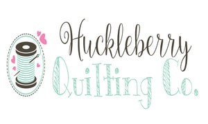 Huckleberry Quilting