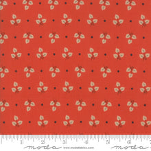 101 Maple Street, Persimmon Maple Leaves, Cotton, Yardage, SKU# 2932-15, Bunny Hill Designs, Moda Fabrics