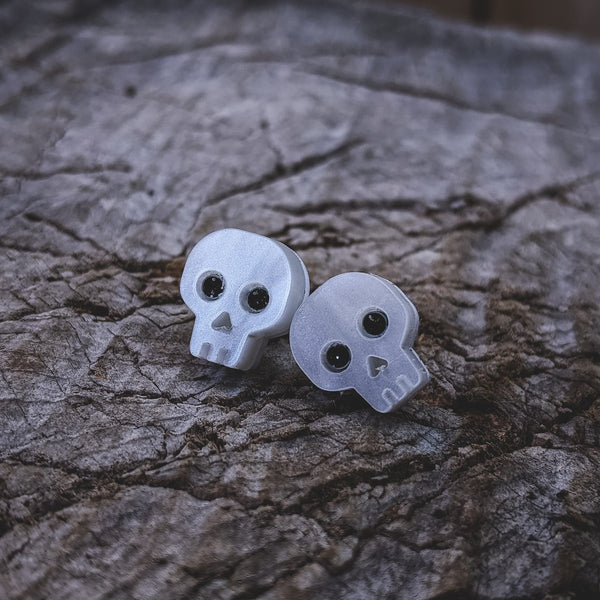 Skulls - earrings